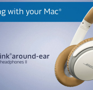 Connecting Bose Headphones to Macbook Air Pro