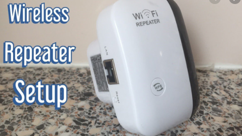 How to Set up wifi Repeater