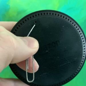how to reset your Amazon Echo