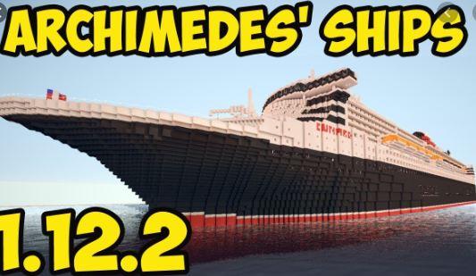 Archimedes Ship Mod