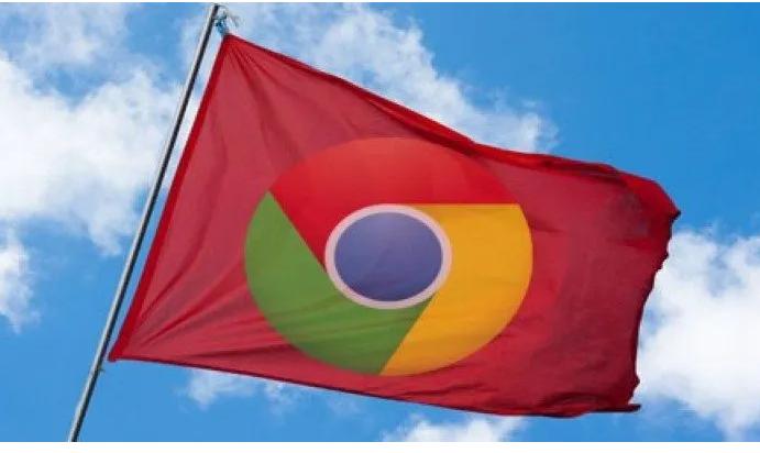 google chrome flag
