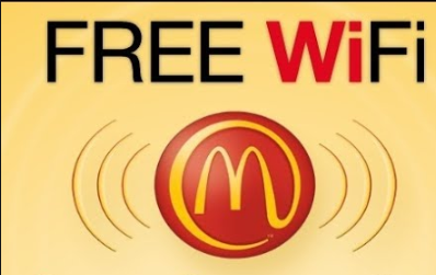 How To Connect To Mcdonalds Wifi