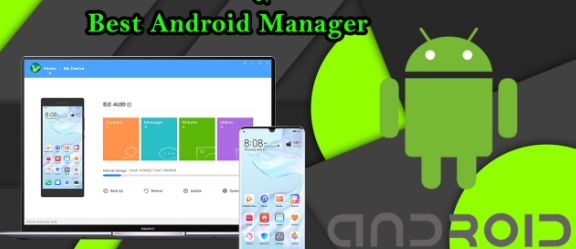 3 Best Android Phone Manager for PC
