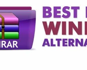 4 Best Win Rar Alternative Tools
