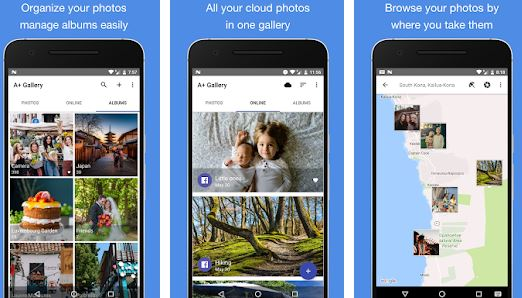 A+ Gallery - Best gallery apps for android
