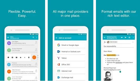 Aquamail - Best Email App for Android