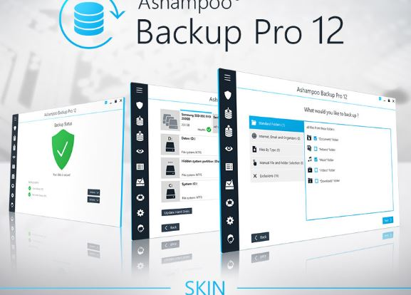 Ashampoo Backup Pro 12 - Best Backup Software