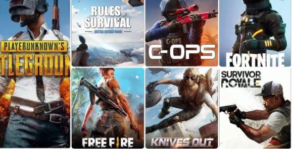 Best Games like PUBG