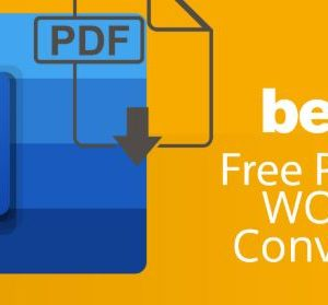 Best PDF to Word Converter Online