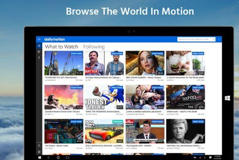 Dailymotion - Best Video Sharing Sites