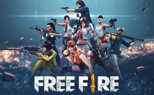 Free Fire - Games like PUBG