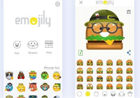 How to Make your Own Emoji Using Emojily