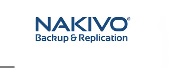 Nakivo Backup - Best Backup Software