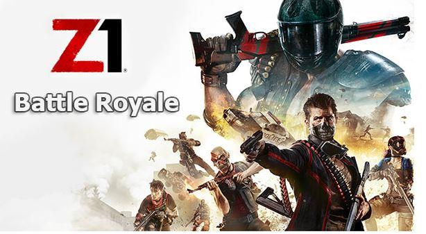 Z1 Battle Royal - Games like PUBG