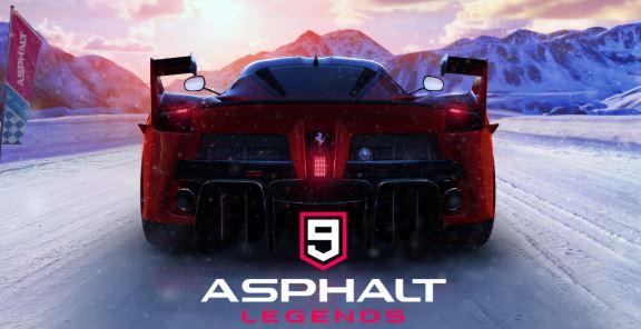 Asphalt 9 Legends – Best Games for Chromebook