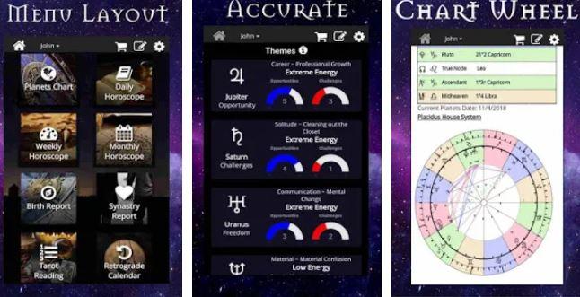Astro Matrix – Free Horoscope Apps