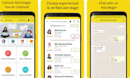 Astro Talk – Free Horoscope Apps