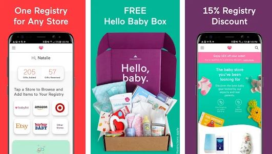 Babylist Baby Registry App – Best Pregnancy Apps for Android