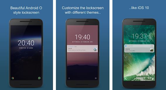 Floatify – Lock Screen Apps