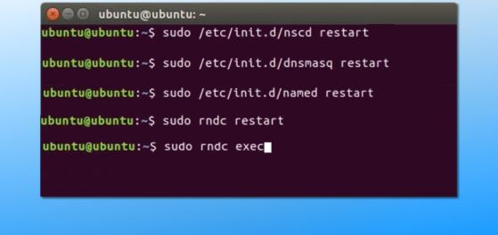 How to Flush DNS Cached on Linux