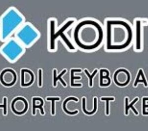Kodi keyboard shortcuts