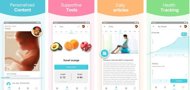 Pregnancy + – Best Pregnancy Apps for Android