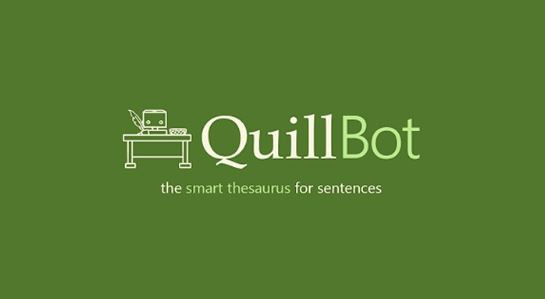 Quillbot Uses AI to Rephrase Whole Sentences Without Altering Their Meaning