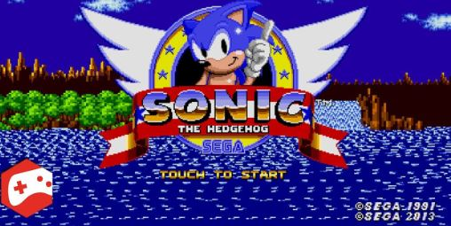 Sonic the Hedgehog Classic – Best Games for Chromebook