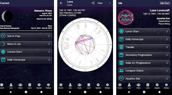 Time Passages – Free Horoscope Apps