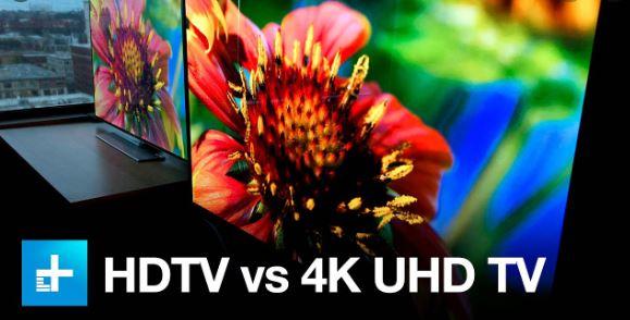 UHD vs 4K