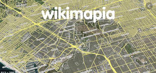 Wikimapia - Google Earth Alternatives