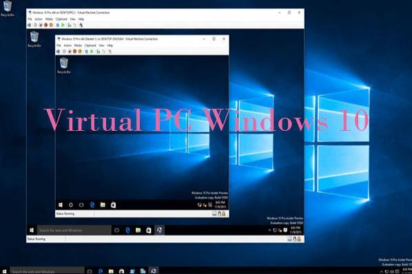 Window Virtual PC – Best VirtualBox alternatives