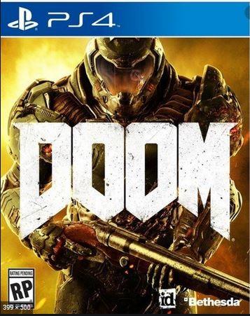 1. Doom(2016)