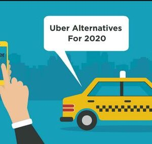 Top 10 Best Uber Alternatives