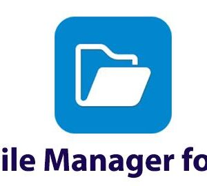 ES File Manager for PC.