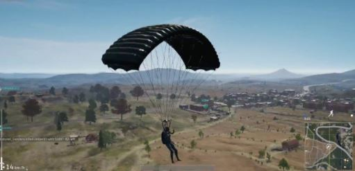 Parachute Right - Best PUBG Tricks – Best PUBG Tricks