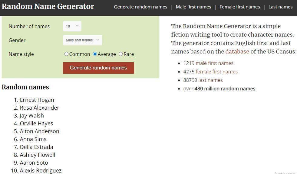Jimpix Username Generator - Best username generators available for free