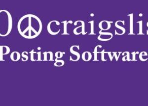 10 Best Craigslist posting software to use.