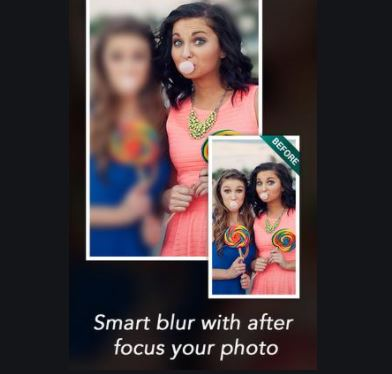 After Focus - Best unblur photos online.